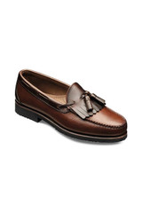 Allen Edmonds Nashua Brown Tassel Loafer