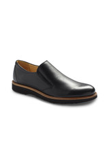 Samuel Hubbard Frequent Traveler Black Slip-On