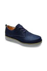 Samuel Hubbard Free Navy Nubuck Shoe