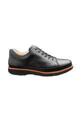 Samuel Hubbard Dress Fast Black Shoe