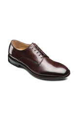 Allen Edmonds Corsico Brown Italian Oxford