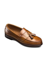 Allen Edmonds Schreier Walnut Tassel Loafer