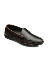 Allen Edmonds Boulder Black/Brown Venetian Loafer