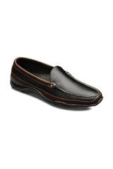 Allen Edmonds Boulder Black/Brown Venetian Loafer