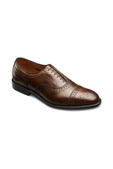 Allen Edmonds Strand Walnut Captoe Oxford