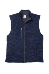 Johnnie-O Big & Tall Tahoe Fleece Vest