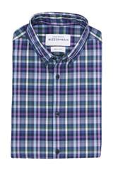 Mizzen + Main Snyder Trim Shirt