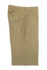 Ballin Dunhill Gabardine Flat Front Dress Pant