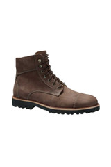 Samuel Hubbard Uptown Maverick Pebble Brown Nubuck Boot