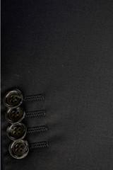 Byron Black Solid Classic Fit Suit