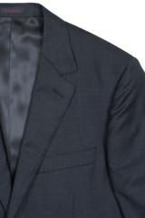 Byron Charcoal Slim Stretch Suit