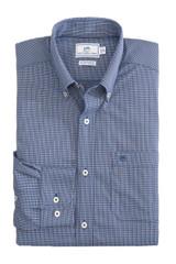 Southern Tide Taffrail Gingham Intercoastal Shirt