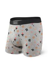 Saxx Grey Tailgate Vibe Boxer Brief