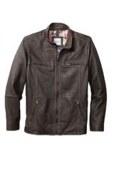 Tommy Bahama Rocker Highway Leather Jacket