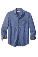 Tommy Bahama Big & Tall Newport Cimarron Check Shirt