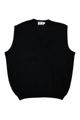 St. Croix Big & Tall Milano V-Neck Sweater Vest