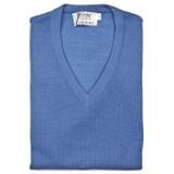 St. Croix Classic Milano V-Neck Sweater