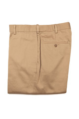 Savane Big & Tall Ultimate Performance Cotton Flat FrontPant