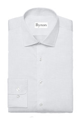 Byron Big & Tall White Performance Shirt