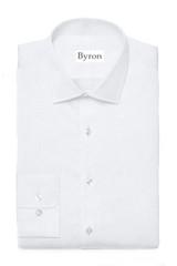 Byron Big & Tall Non Iron White Twill Dress Shirt