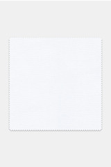 Byron Custom Wrinkle-Resistant White Twill