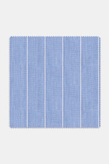 Byron Custom Stone Blue Reverse Stripe Chambray