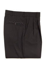 Ballin Manchester Travel Twill Pleated Dress Pant