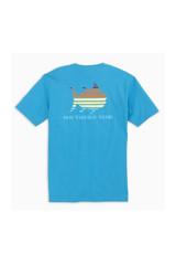 Southern Tide Skipjack Sunset T-Shirt