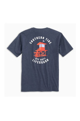 Southern Tide Off Duty Lifeguard T-Shirt
