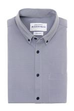 Mizzen + Main Woodman Trim Short Sleeve Shirt