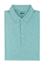 Move Big & Tall Peyton Textured Polo