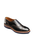 Allen Edmonds Strandmok Black Captoe Oxford