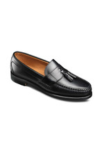 Allen Edmonds Schreier Black Tassel Loafer