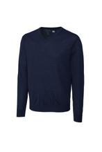 Cutter & Buck Big & Tall Douglas V-Neck Sweater