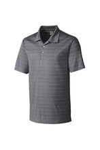 Cutter & Buck Big & Tall Interbay Melange Stripe Polo