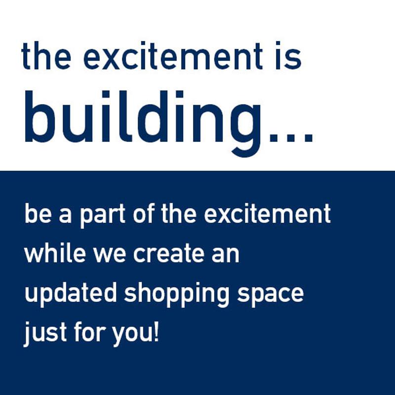 Excitement is Building