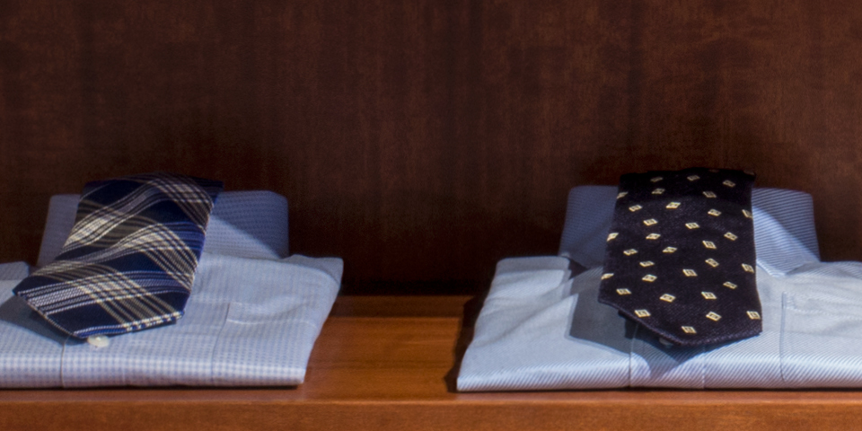 We have dress and sport shirts for every occasion.