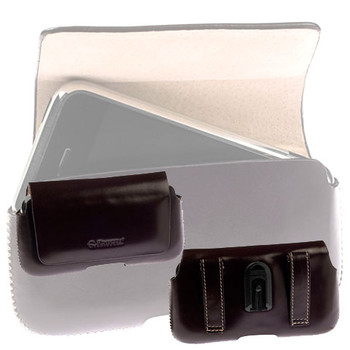 Krusell Hector Pouch Small Chestnut