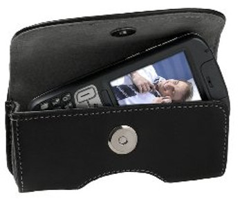 Krusell Horizon Phone Pouch Small Black/Gray