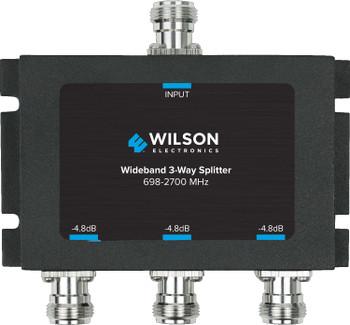 WilsonPro 3 Way Splitter 50ohm N F (AM859980)
