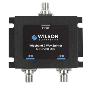 Wilson 2-Way Signal Splitter 75 OHM 850034