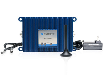 WilsonPro Pro IoT 5-Band Cellular Signal Booster Kit