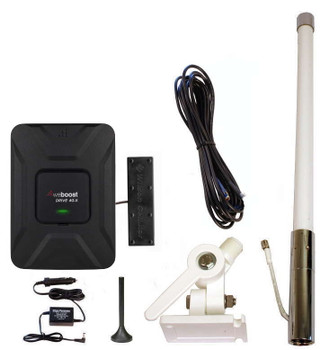 weBoost Drive 4G-X Cell Phone Signal Booster With Marine Antenna