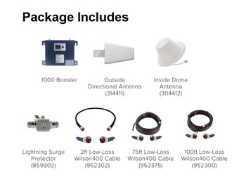 WilsonPro 1000 Components