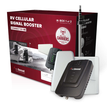 weBoost Connect RV 65 Cellular 4G Signal Booster System