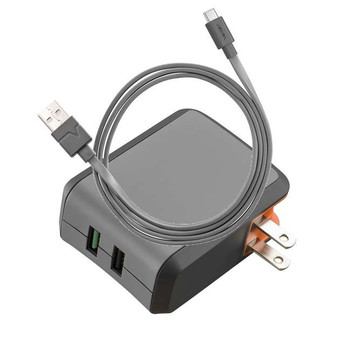 "Ventev Wallport RQ2300 ""C"" Type Charger"