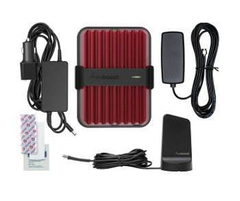 weBoost Drive Reach Mobile Cell Phone Signal Booster System [470154]