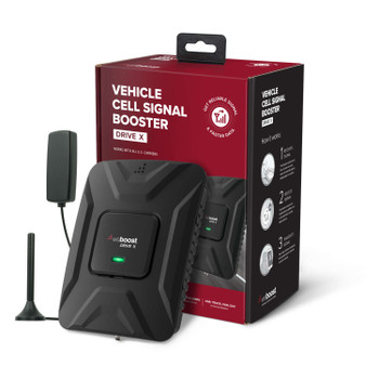 weBoost Drive X Mobile Signal Booster System