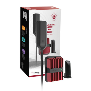 weBoost Drive Reach RV Cell Signal Booster - 470354