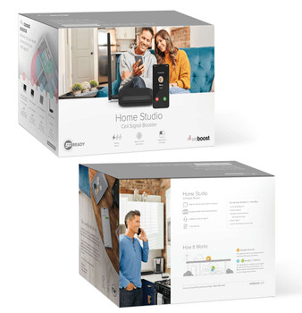 weBoost Home Studio 470166 - Packaging